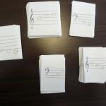 ピアノ譜読みカード2