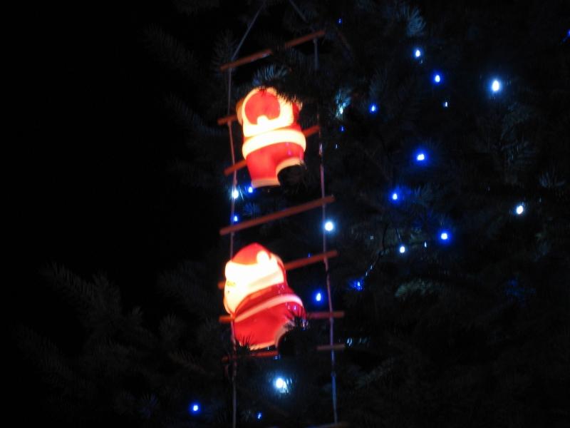 葛飾区 ピアノ教室 クリスマス飾り