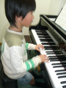 ゆうまくんピアノ