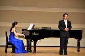 声楽とピアノ