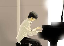 ピアノ男子